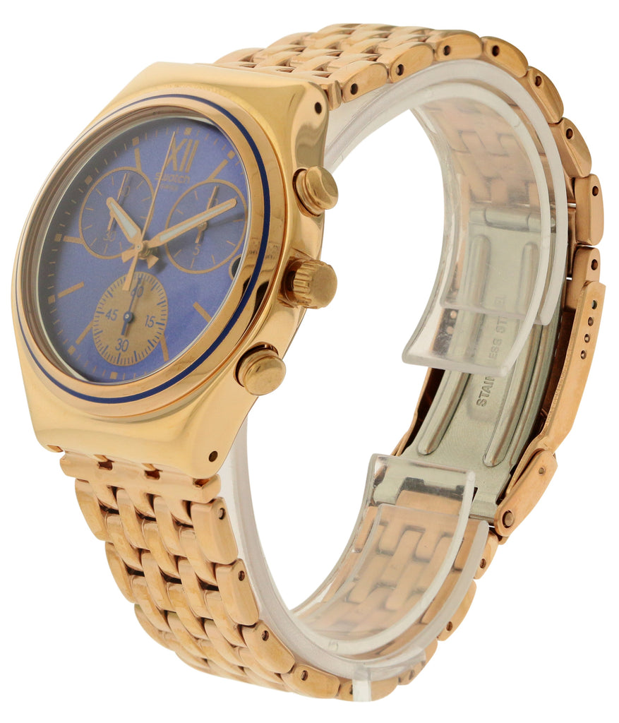 Swatch BLUE WIN Unisex Watch