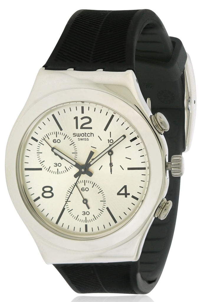 Swatch NERAMENTE Mens Watch