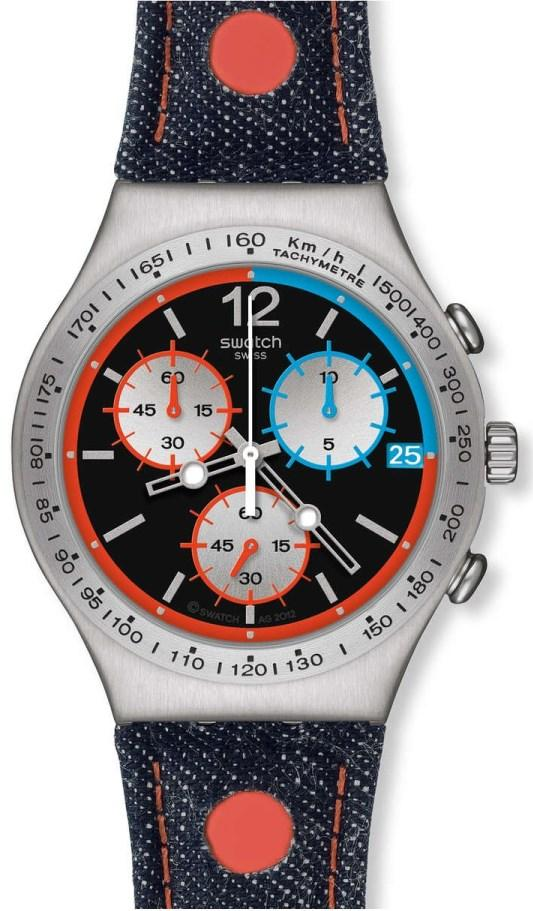 Swatch Since 2013 Chronograph Mens Watch