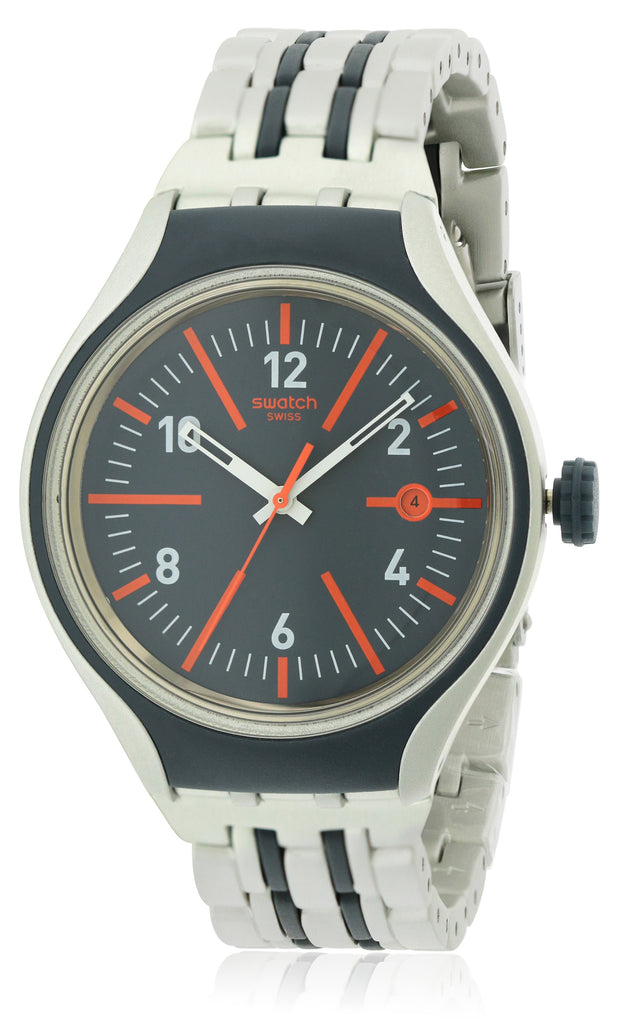 Swatch STRAIGHT FORWARD Mens Watch