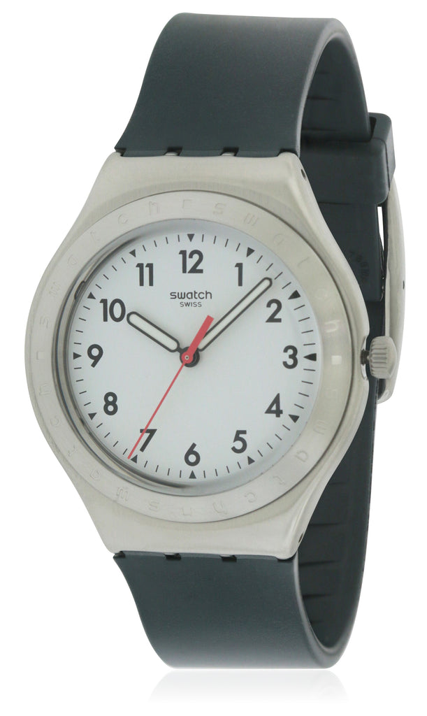 Swatch BLACK REFLEXION Mens Watch