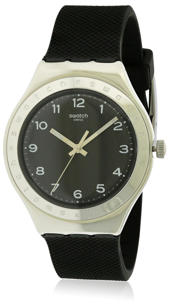Swatch Charbon Mens Watch