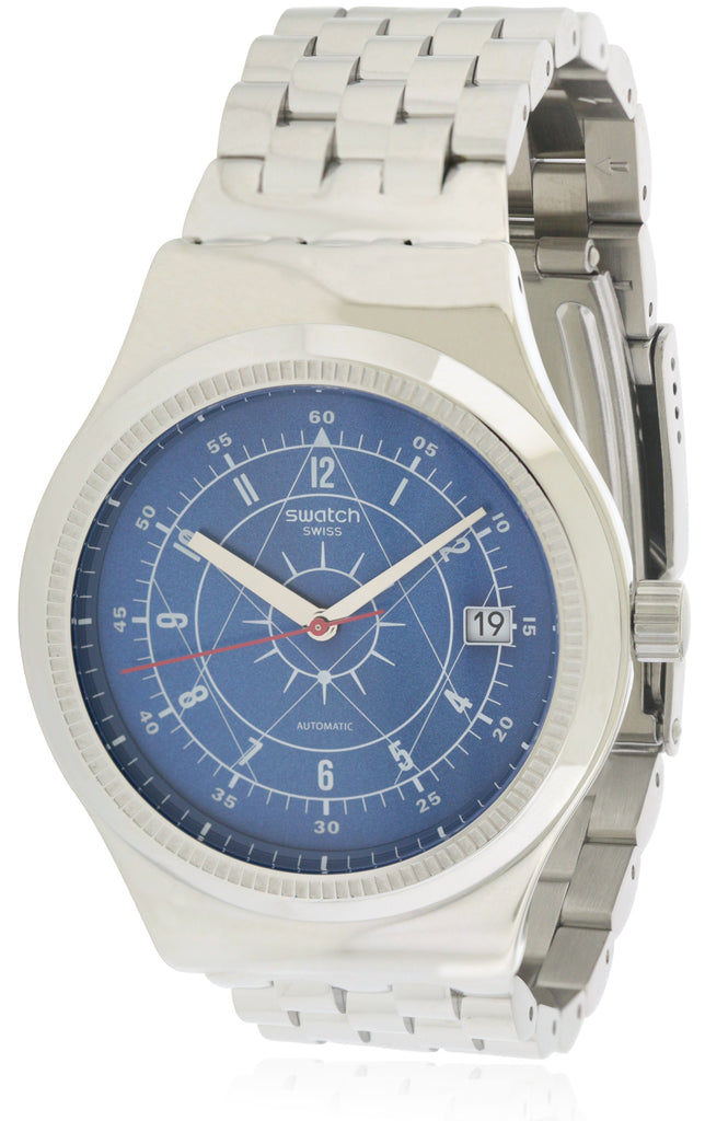 Swatch SISTEM BOREAL Stainless steel Automatic Mens Watch