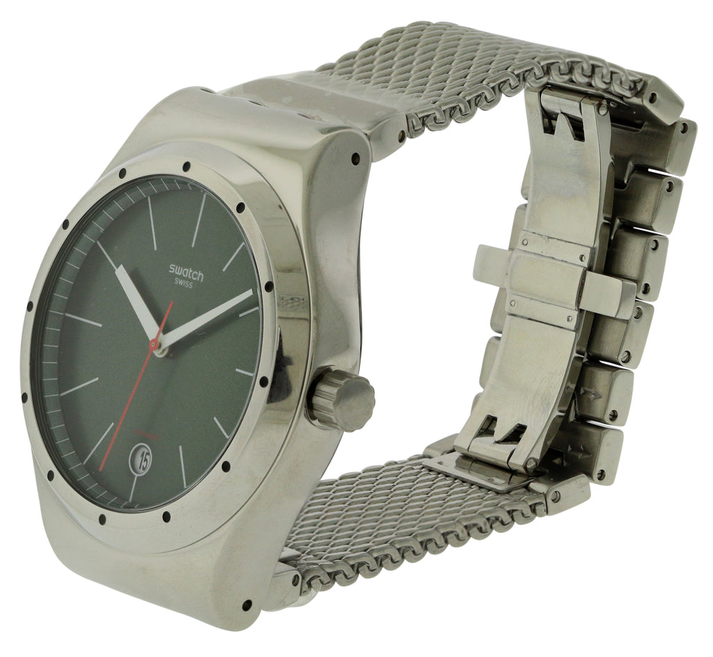 Swatch SISTEM KAKI Automatic Ladies Watch