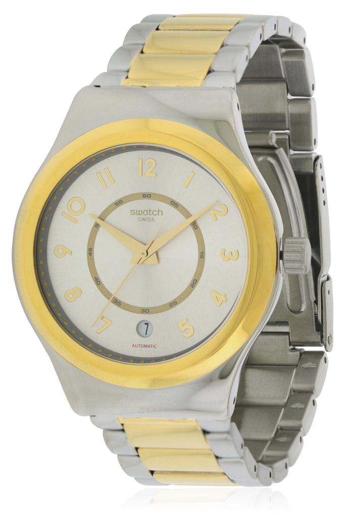 Swatch SISTEM NUGGET Automatic Unisex Watch