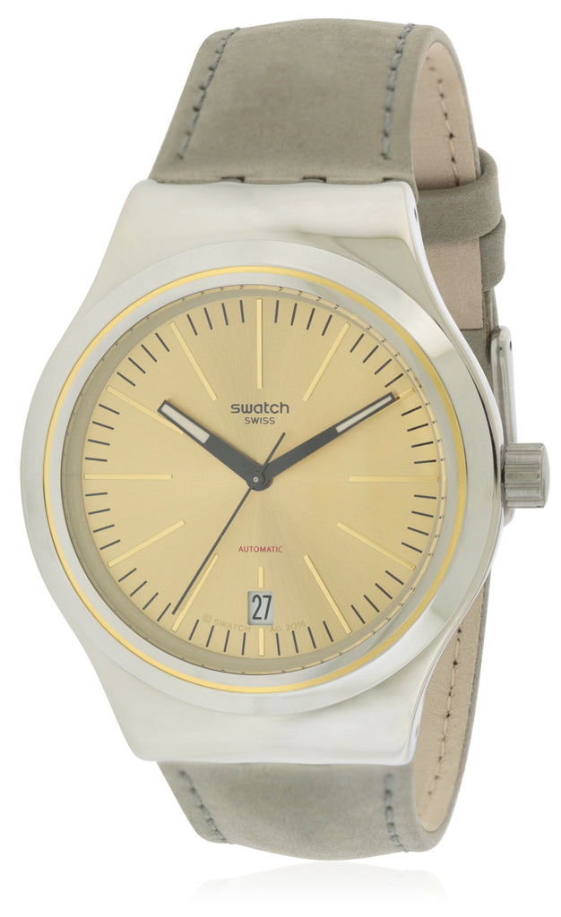 Swatch SISTEM SAND Automatic Unisex Watch