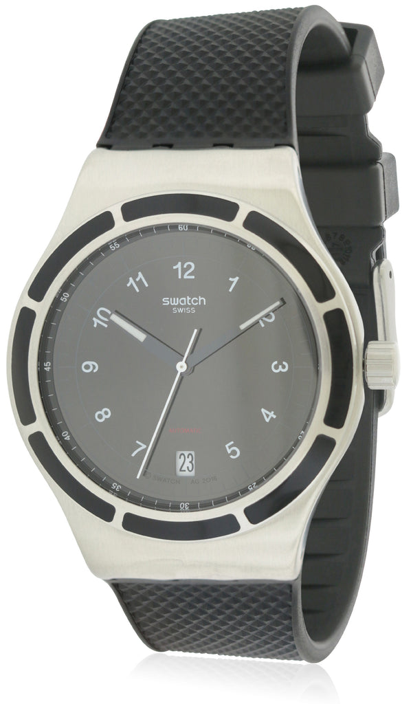 Swatch SISTEM DARK Automatic Unisex Watch