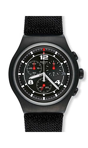 Swatch Thenero Chronograph Mens Watch