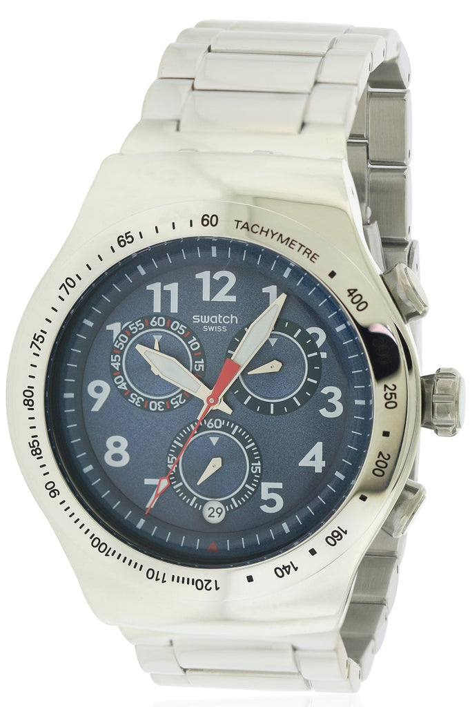 Swatch BLUE MAXIMUS Mens Watch
