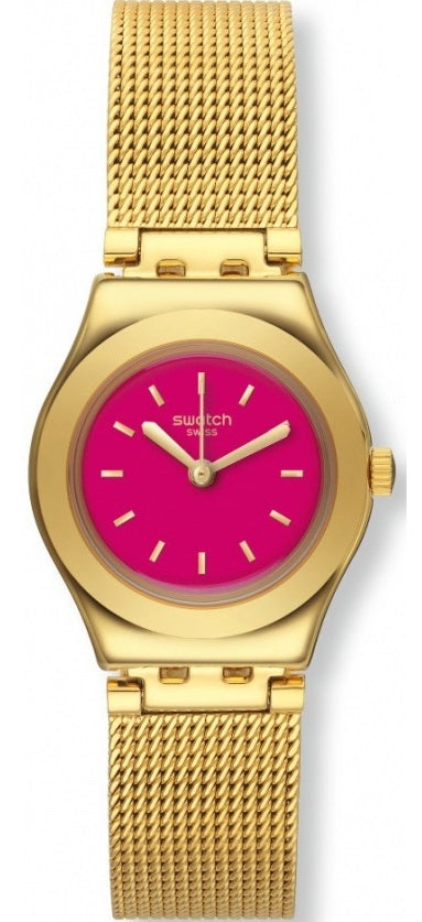 Swatch TWIN PINK Ladies Watch