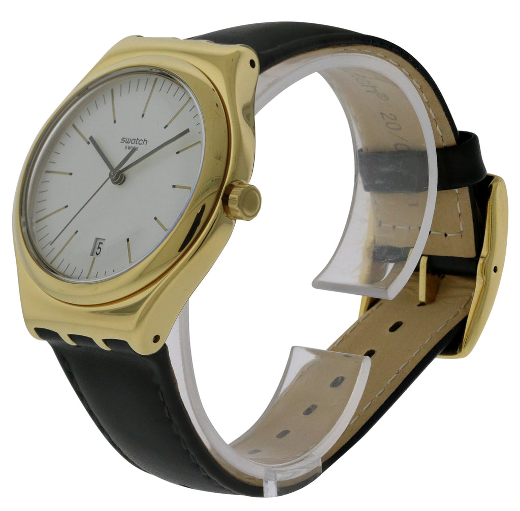 Swatch EDGY TIME Mens Watch