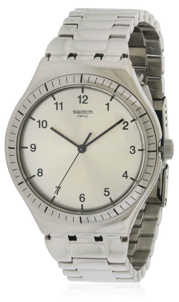 Swatch ZIO ARGENTO Mens Watch