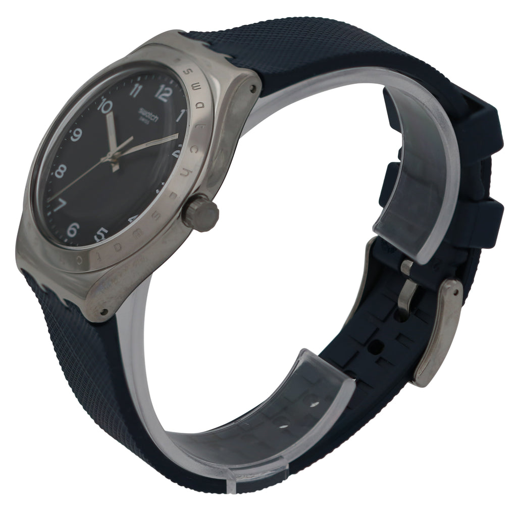 Swatch INKWELL Rubber Unisex Watch