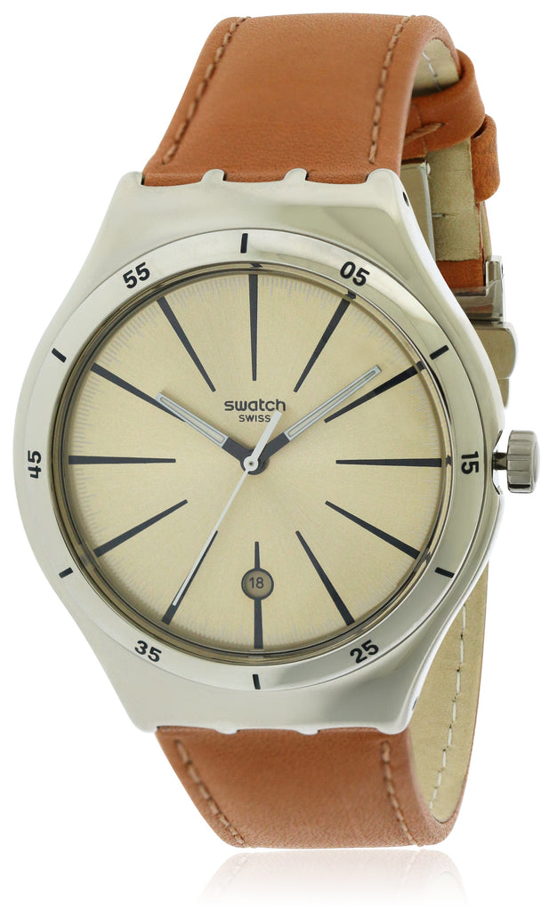 Swatch DEEP HOLE Mens Watch