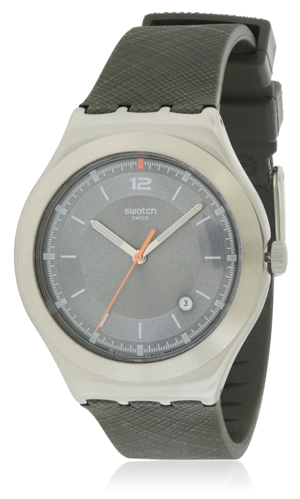 Swatch TIC-GREEN Mens Watch
