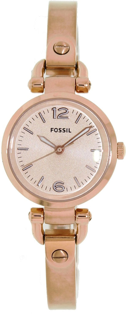 Fossil Georgia Mini Rose Gold-Tone Ladies Watch