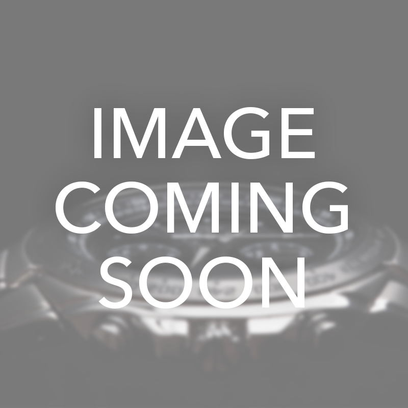 Rado Integral Black Dial Stainless Steel Ladies Quartz Watch