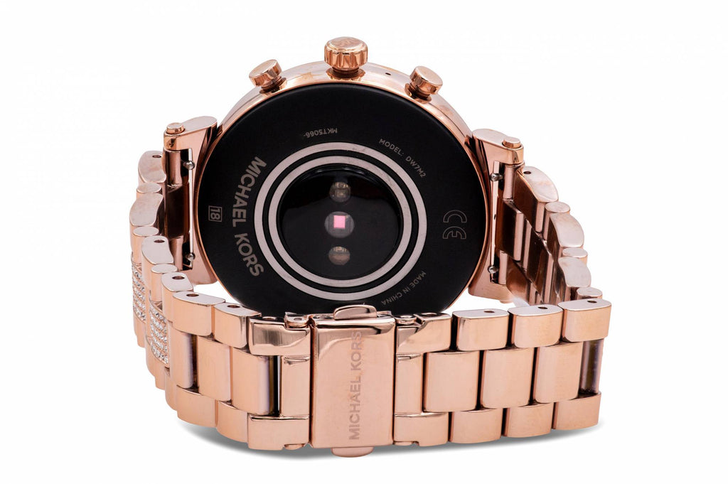 Michael Kors Gen 4 Sofie HR Rose Gold-Tone Smartwatch MKT5064