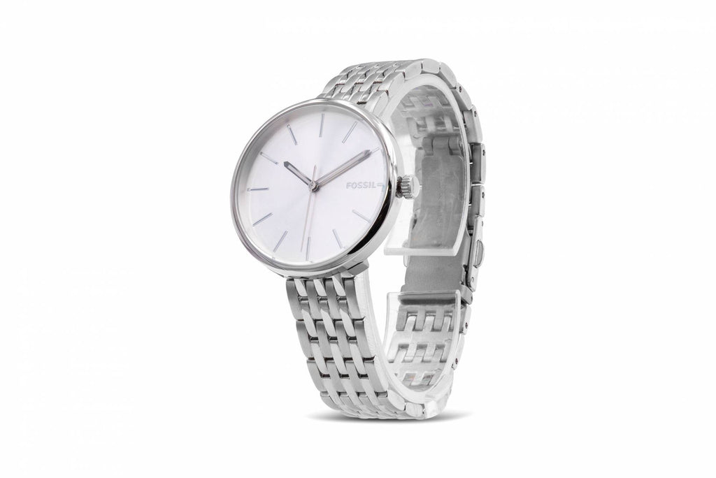 Fossil Hutton Stainless Steel Ladies Watch
