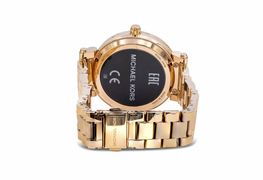 Michael Kors Access Sofie Gold-Tone Smartwatch
