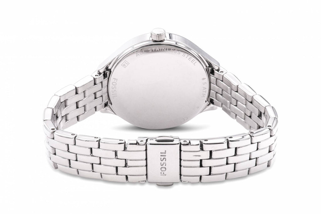 Fossil Suitor Stainless Steel Ladies Watch