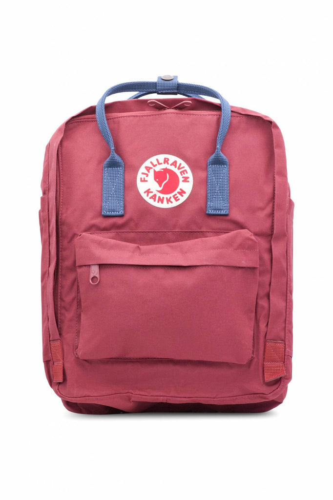 Fjallraven - Kanken Classic Backpack for Everyday - Ox Red/Royal Blue