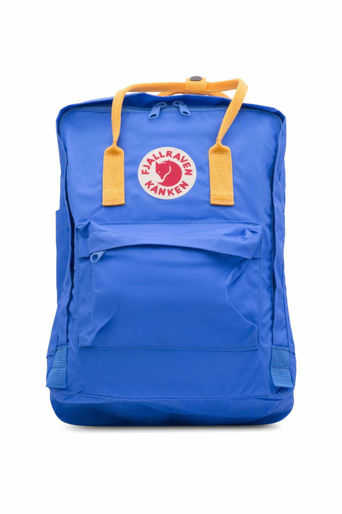 Fjallraven - Kanken Classic Backpack for Everyday - Blue/Warm Yellow
