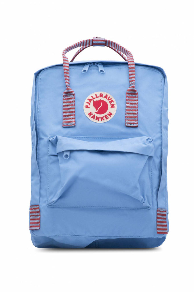 Fjallraven - Kanken Classic Backpack for Everyday - Air Blue/Striped