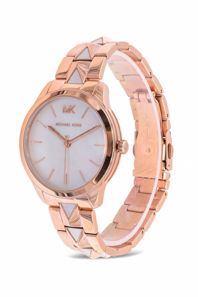 Michael Kors Runway Two-Tone Ladies Watch