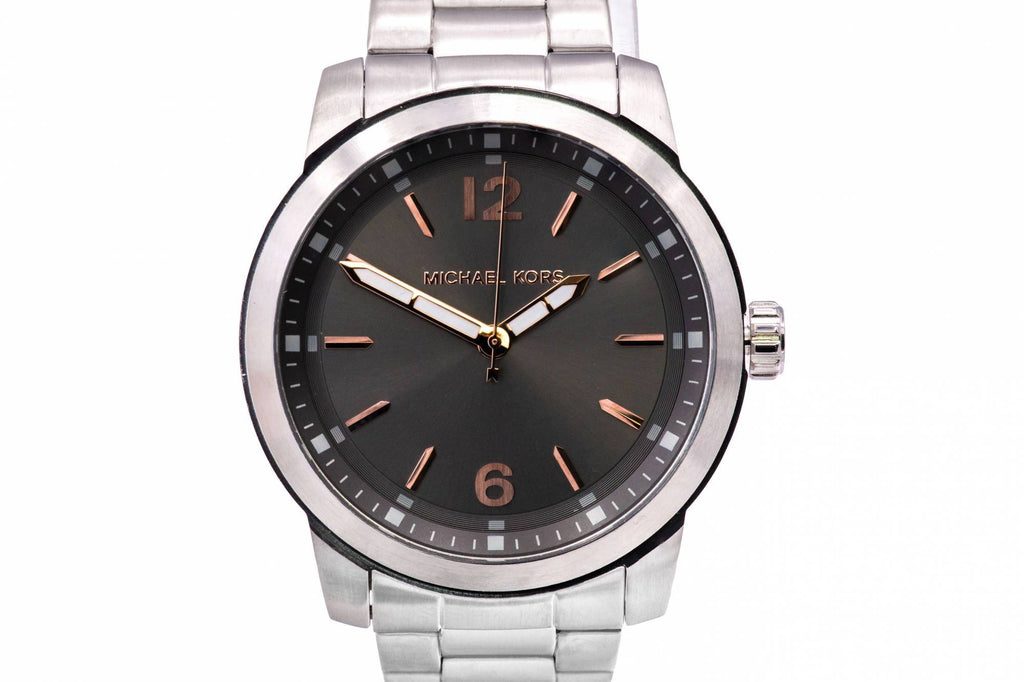 Michael Kors Vonn Stainless Steel Mens Watch