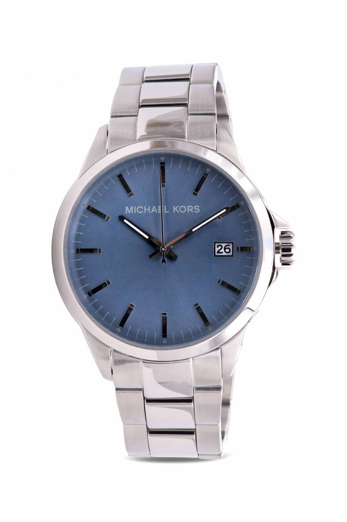 Michael Kors Penn Stainless Steel Mens Watch