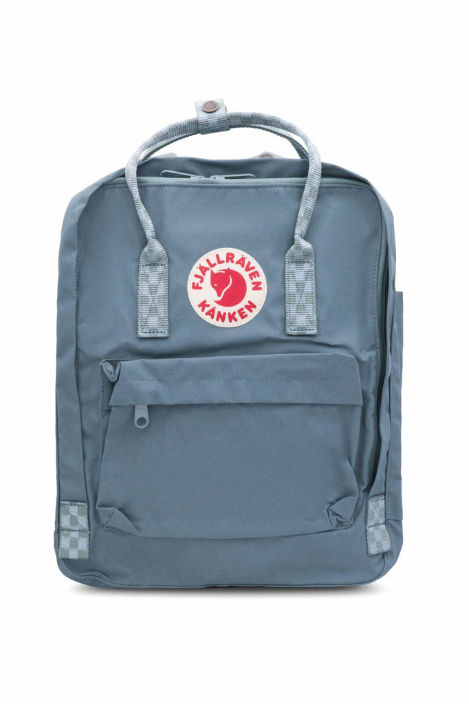 Fjallraven - Kanken Classic Backpack for Everyday - Frost Green/Chess Pattern