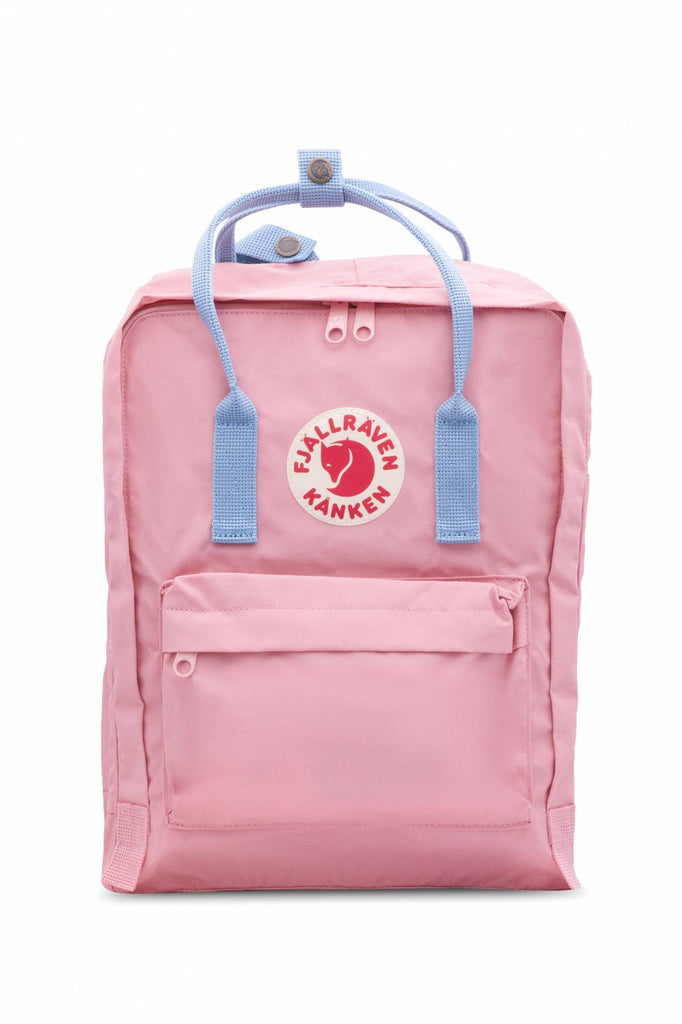 Fjallraven - Kanken Classic Backpack for Everyday - Pink/Air Blue