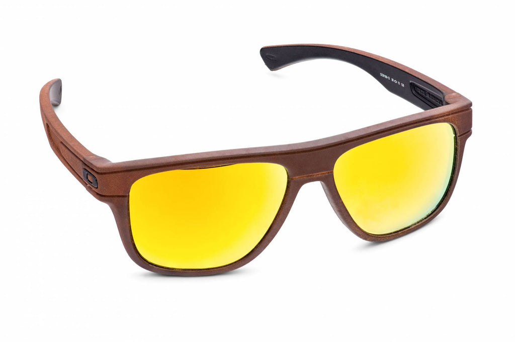 Oakley Breadbox Rectangular Mens Sunglasses