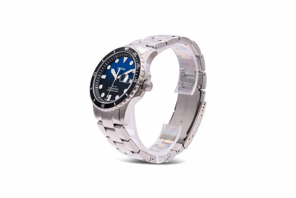 Fossil FB-01 Stainless Steel Mens Watch