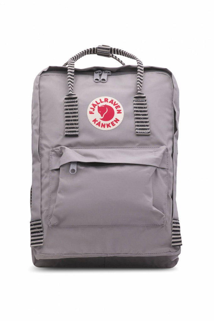 Fjallraven - Kanken Classic Backpack for Everyday - Fog/Striped
