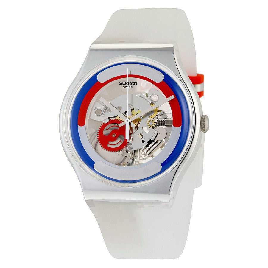 Swatch THIS IS MY WORLD Unisex Watch