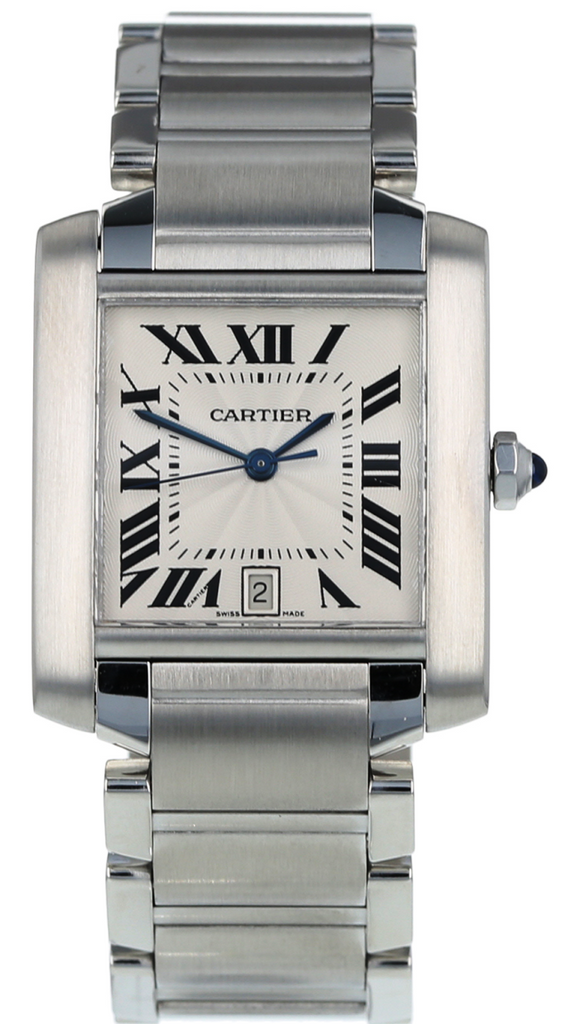 Cartier Francaise Automatic Mens Watch