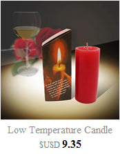 Low Temperature Candle BDSM Adult Erotic Sex Toys Sex Bondage Sensual Wax Erotic Toy Sex Toys For Couples Sex Bondagex30516