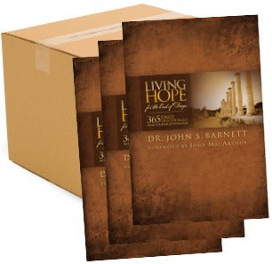 Case of 12 Living Hope for the End of Days Books