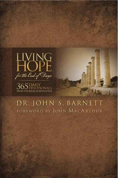 Living Hope for the End of Days (Book)