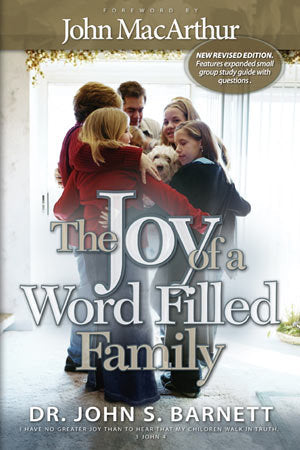 The JOY of a Word Filled Family (Book)