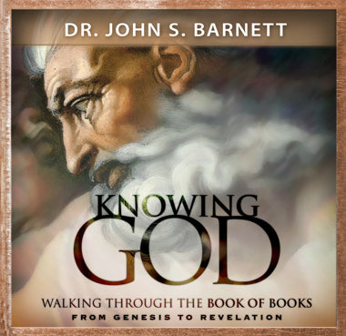 Knowing God - Walking Through the Book of Books (MP3 CD)