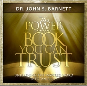 The Power of the Book You Can TRUST - Unleashing the Inspired Word into your life (MP3 CD)