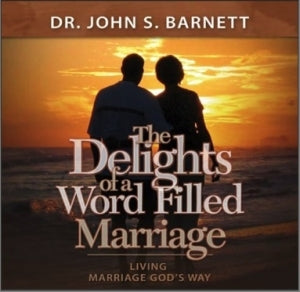 The Delights of a Word Filled Marriage (MP3 CD)