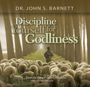 Discipline Yourself For Godliness (MP3 CD)