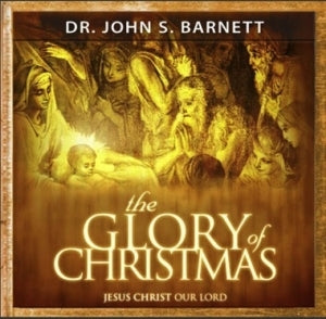 The Glory of Christmas - Jesus Christ our Lord (MP3 CD)