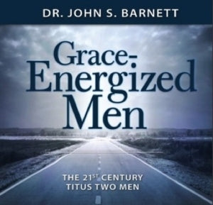 Grace-Energized Men (MP3 CD)