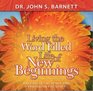 Living the Word Filled Life of New Beginnings (MP3 CD)