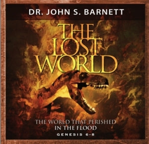 The Lost World - the World that Perished in the Flood of Noah (MP3 CD)